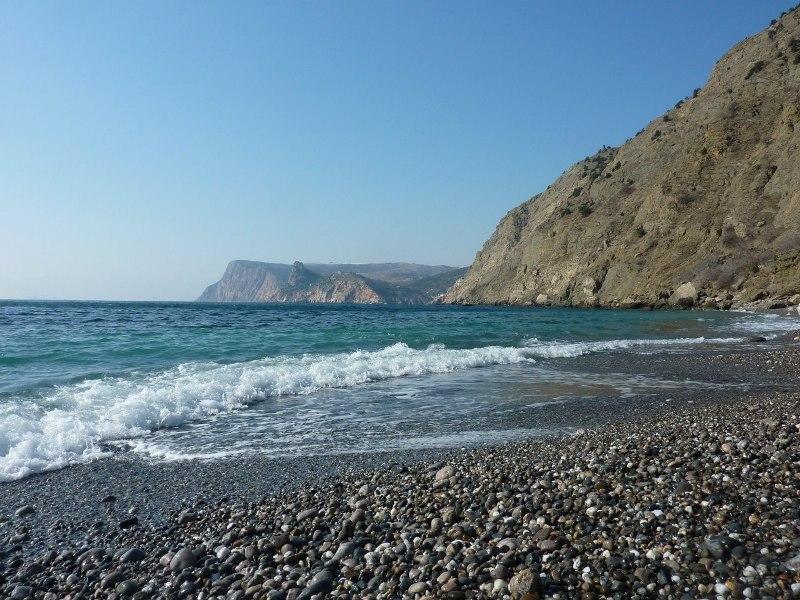 Лучшие пляжи Балаклавы (Крым на карте, фото, описания) 27